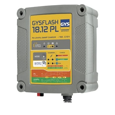 Chargeur Gysflash 18.12