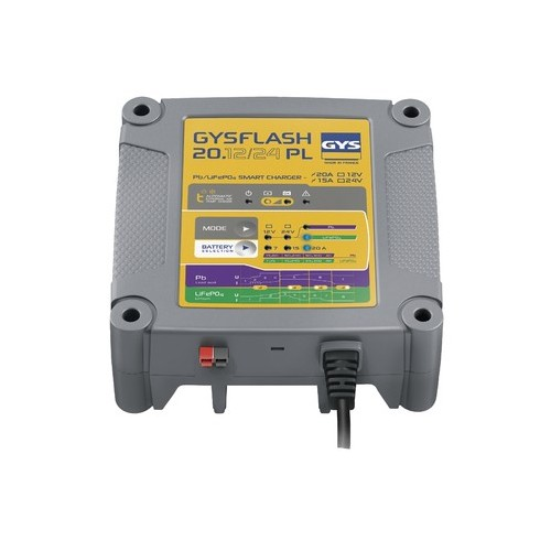 Chargeur Gysflash 20.12