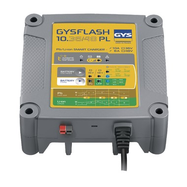 Chargeur Gysflash 10.36/48...