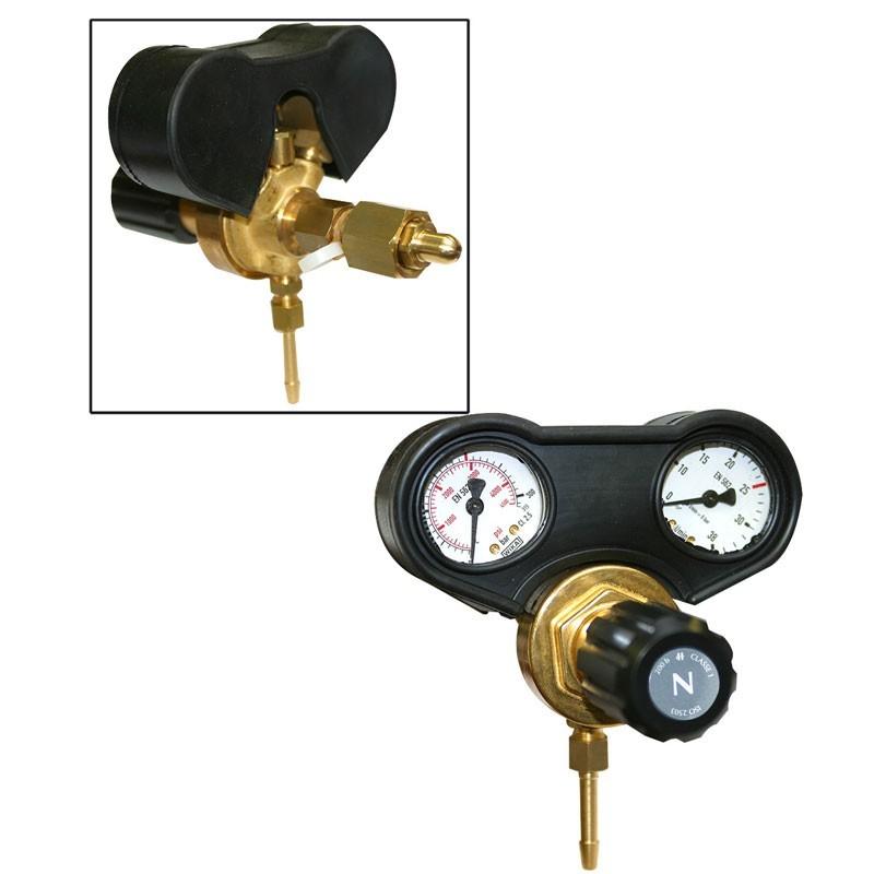 Manomètre / Débitmètre 30 L/min