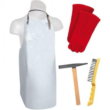 """Kit de protection """"Équipement professionnel du soudeur"""""""