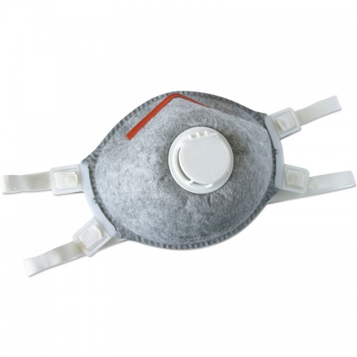 Masques respiratoires jetables FFP2D-OV