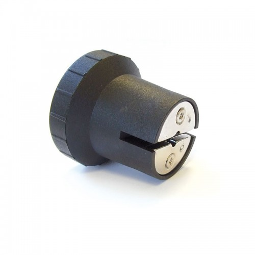 Positionneur magnétique pour fil ondulé