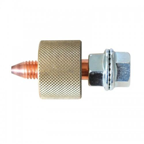 électrode pour masse magnétique