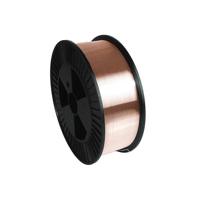Fil plein acier 15 kg, 300mm de hauteur, 0,8 mm de diamètre