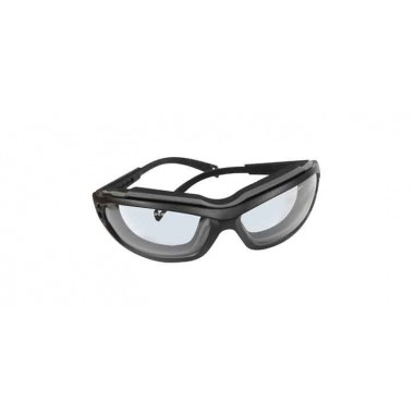 Lunette de protection luxe incolore