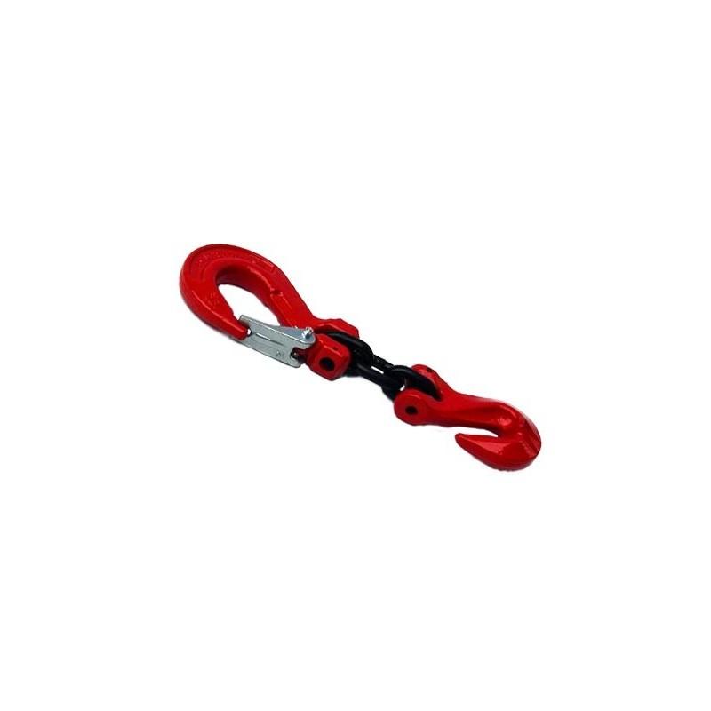Double crochet mixte pour chaîne ∅ 10