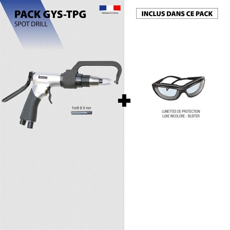 Pack SPOT DRILL