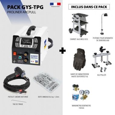 Pack PROLINER ARCPULL