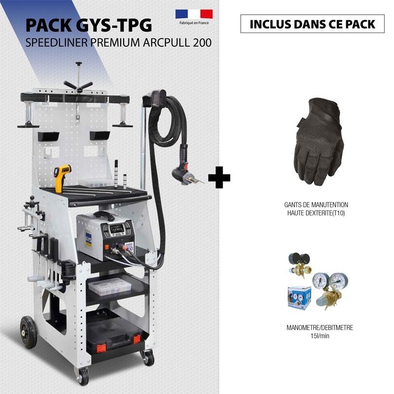 Pack SPEEDLINER PREMIUM ARCPULL 200