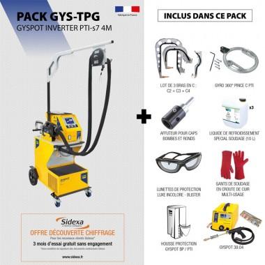 Pack GYSPOT INVERTER PTI-s7 4M