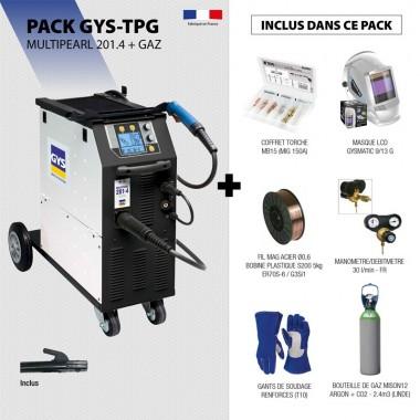 Pack MULTIPEARL 201.4 + GAZ