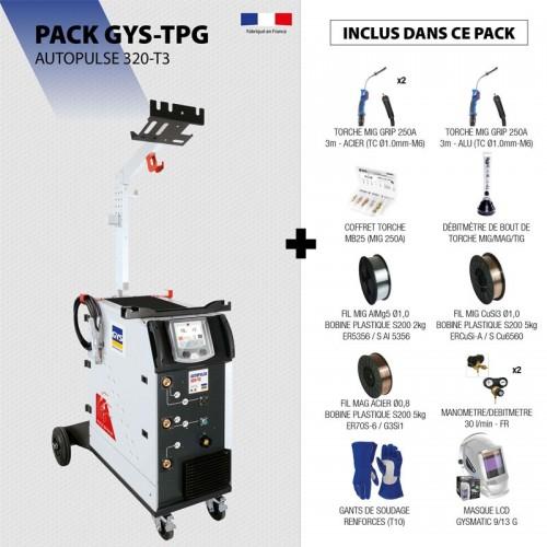 Pack AUTOPULSE 320-T3