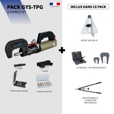 Pack GYSPRESS 8T