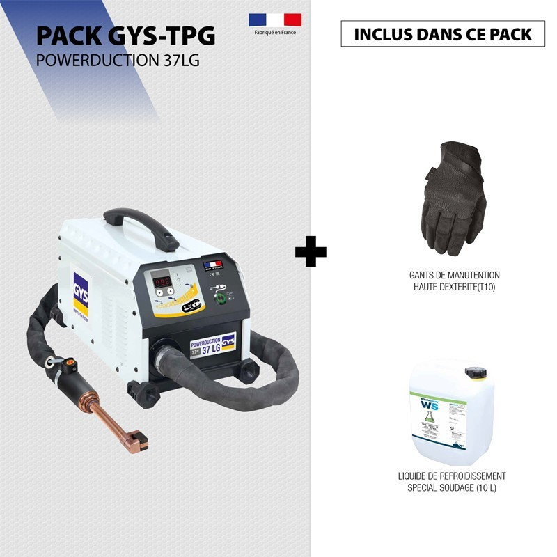 Pack POWERDUCTION 37LG
