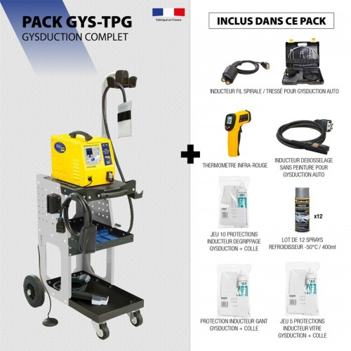 Pack GYSDUCTION COMPLET