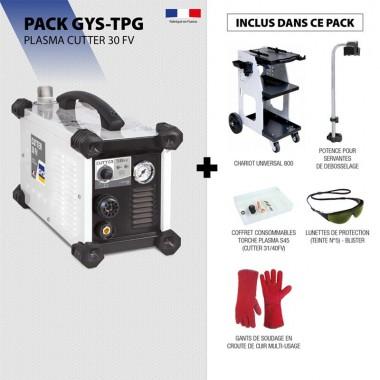 Pack PLASMA CUTTER 30 FV