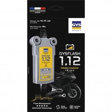 Chargeur moto Gysflash 1.12