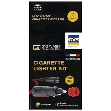 Kit allume cigare pour chargeur