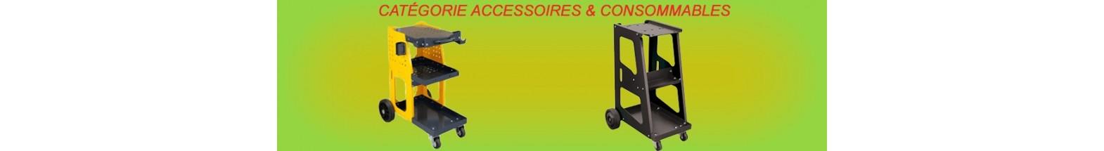 Accessoires et consommables redressage